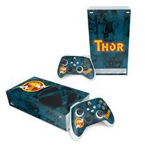 Skin Adesivo para Xbox Series S - Thor Comics - Pop Arte Skins