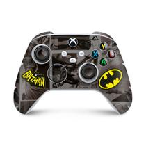 Skin Adesivo para Xbox Series S X Controle - Batman Comics - Pop Arte Skins