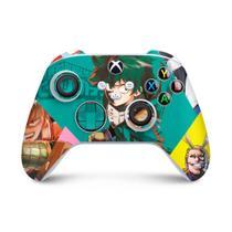 Skin Adesivo para Xbox Series S X Controle - Boku No Hero Academia - Pop Arte Skins