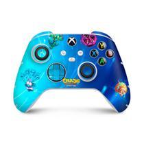 Skin Adesivo para Xbox Series S X Controle - Crash Bandicoot 4 - Pop Arte Skins