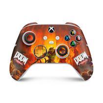 Skin Adesivo para Xbox Series S X Controle - Doom Eternal - Pop Arte Skins