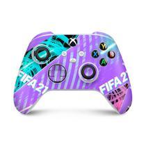 Skin Adesivo para Xbox Series S X Controle - FIFA 21 - Pop Arte Skins