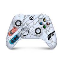 Skin Adesivo para Xbox Series S X Controle - Forza Motor Sport 8 - Pop Arte Skins