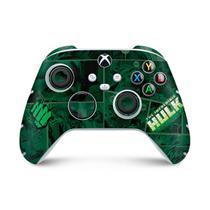 Skin Adesivo para Xbox Series S X Controle - Hulk Comics - Pop Arte Skins