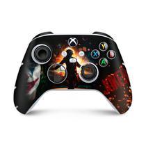 Skin Adesivo para Xbox Series S X Controle - Joker Filme - Pop Arte Skins