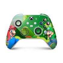 Skin Adesivo para Xbox Series S X Controle - Super Mario - Pop Arte Skins