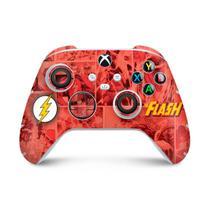 Skin Adesivo para Xbox Series S X Controle - The Flash Comics - Pop Arte Skins