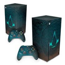 Skin Adesivo para Xbox Series X - Modelo 025 - Pop Arte Skins