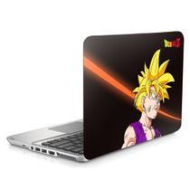"Skin Adesivo Protetor para Notebook 14"" Wide Dragon Ball Z DBZ b11 - Skin Zabom"