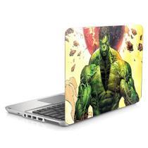"Skin Adesivo Protetor para Notebook 14"" Wide Hulk Vingadores B2 - Skin Zabom"