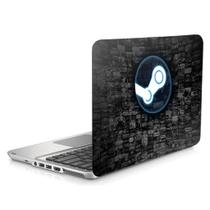 "Skin Adesivo Protetor para Notebook 14"" Wide Steam Valve d2 - Bd Cases"