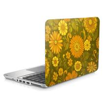 "Skin Adesivo Protetor para Notebook 15"" Flores Flowers d2 - Bd Cases"