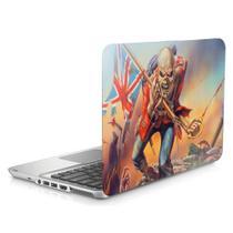 "Skin Adesivo Protetor para Notebook 15"" Iron Maiden b1 - Skin Zabom"