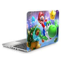 "Skin Adesivo Protetor para Notebook 15"" Mario b53 - Skin Zabom"