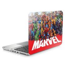 """Skin Adesivo Protetor para Notebook 15"""" Marvel b9 - Skin Zabom"""