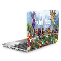 "Skin Adesivo Protetor para Notebook 15"" Roblox b1 - Skin Zabom"
