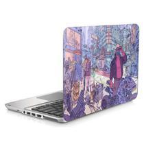 "Skin Adesivo Protetor para Notebook 15"" Tyger Claws Cyberpunk 2077 b1 - Skin Zabom"