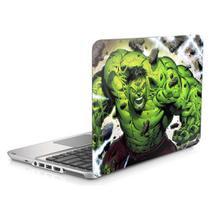 "Skin Adesivo Protetor para Notebook 15"" Wide Hulk Vingadores b1 - Skin Zabom"