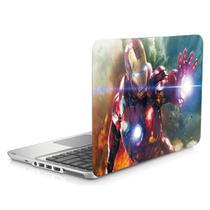 "Skin Adesivo Protetor para Notebook 15,6"" Iron Man Homem de Ferro b1 - Skin Zabom"