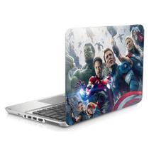 """Skin Adesivo Protetor para Notebook 15,6"""" Marvel b4 - Skin Zabom"""