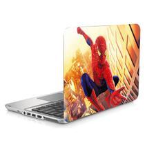 "Skin Adesivo Protetor para Notebook 15,6"" Spider-Man Homem Aranha b7 - Skin Zabom"