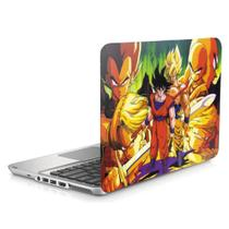 "Skin Adesivo Protetor para Notebook 17,3"" Dragon Ball Z DBZ Goku b10 - Skin Zabom"