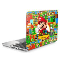 "Skin Adesivo Protetor para Notebook 17,3"" Mario b99 - Skin Zabom"