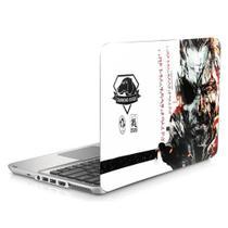 "Skin Adesivo Protetor para Notebook 17,3"" Metal Gear Solid B1 - Skin Zabom"