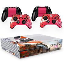 Skin Adesivo Protetor para X Box One S e Controles Forza Horizon b1 - Skin Zabom