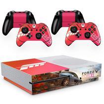 Skin Adesivo Protetor para X Box One S e Controles Forza Horizon b2 - Skin Zabom
