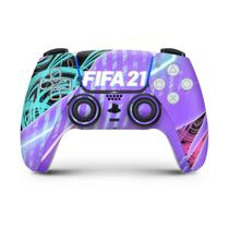 Skin Adesivo PS5 Controle Playstation 5 - FIFA 21 - Pop Arte Skins