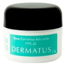 Skin Plus Base Corretiva Aderente FPS 40 Dermatus - Base Facial Corretiva -
