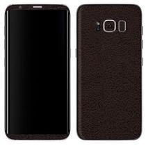 Skin Premium - Adesivo Estampa Couro Samsung Galaxy S8 Plus -