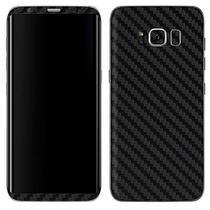 Skin Premium - Adesivo Fibra Carbono Samsung Galaxy S8 Plus -