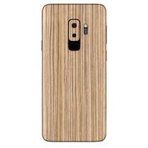 Skin Premium - Estampa Madeira Samsung Galaxy S9 Plus -