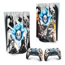 Skin PS5 Playstation 5 Adesivo - Bleach - Pop Arte Skins