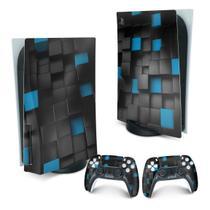 Skin PS5 Playstation 5 Adesivo - Cubos - Pop Arte Skins