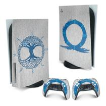Skin PS5 Playstation 5 Adesivo - God Of War Ragnarok - Pop Arte Skins