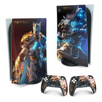 Skin PS5 Playstation 5 Adesivo - Godfall - Pop Arte Skins