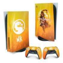 Skin PS5 Playstation 5 Adesivo - Mortal Kombat 11 - Pop Arte Skins