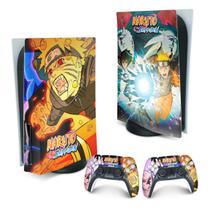 Skin PS5 Playstation 5 Adesivo - Naruto - Pop Arte Skins