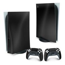 Skin PS5 Playstation 5 Adesivo - Preto Black Piano - Pop Arte Skins
