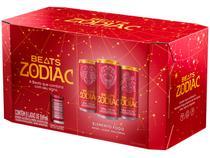 Skol Beats Zodiac Elemento Fogo 269ml 8 Unidades -