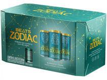Skol Beats Zodiac Elemento Terra 269ml 8 Unidades -