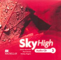 Sky high audio cd 3