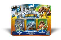 Skylanders Giants Chop Chop, Dragonfire Cannon e Shroomboom - Activision