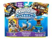 Skylanders Pirate Seas Adventure - p/ PS3 Xbox 360 Wii e Nintendo 3DS - Activision