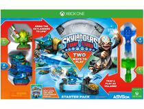 Skylanders Starter Pack Trap Team - para Xbox One Activision 2 Personagens