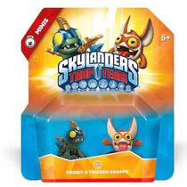 Skylanders Trap Team - Minis - Drobit  Trigger Snappy - Activision