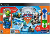 Skylanders Trap Team Starter Pack - para PS3 Activision 2 Unidades
